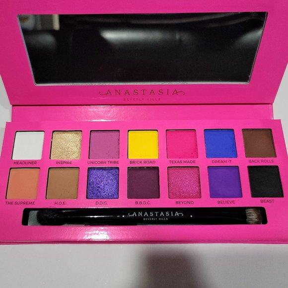 ABH Alyssa Edwards Eyeshadow Palette - Anastasia Beverly Hills
